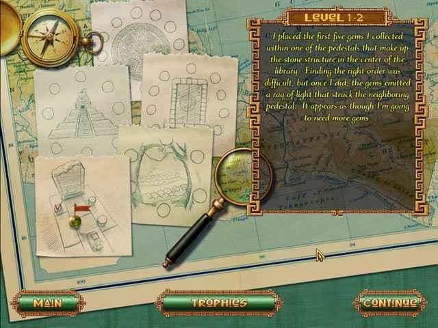 the treasures of montezuma screenshots 2