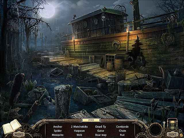 hidden expedition: the uncharted islands collector's edition screenshots 1