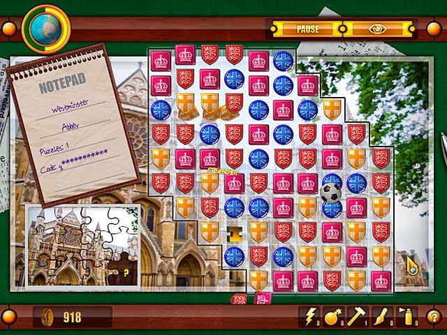 julia's quest: united kingdom screenshots 1