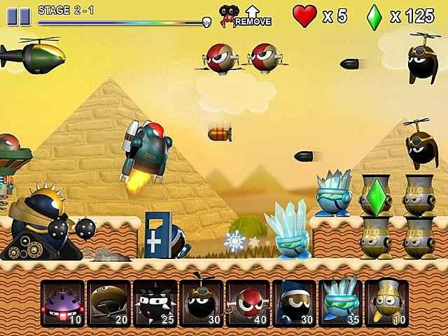 mini robot wars screenshots 2
