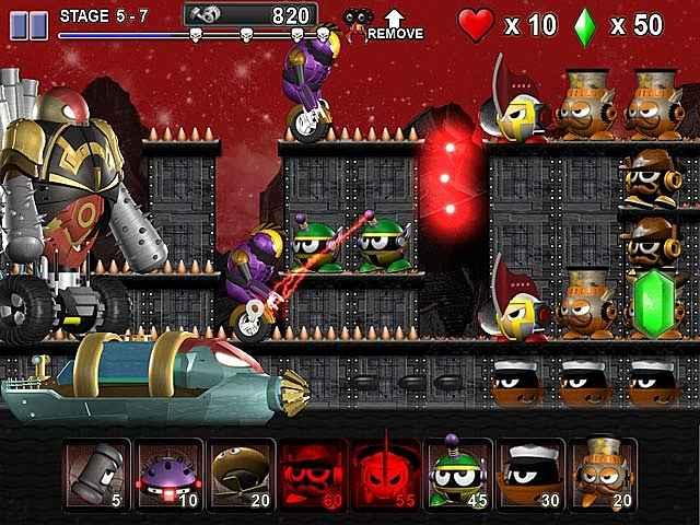 mini robot wars screenshots 3