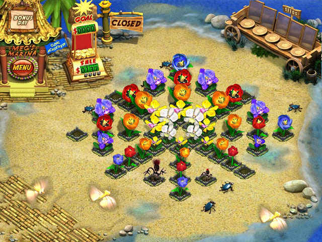flower shop - big city break screenshots 2