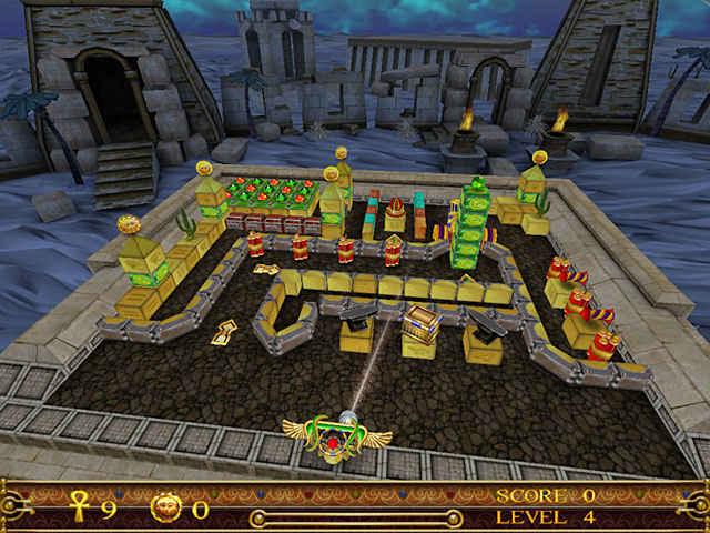 gem ball ancient legends screenshots 2
