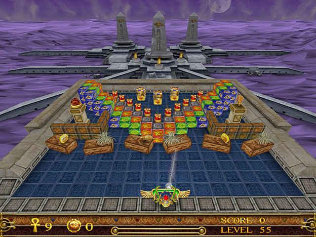 gem ball ancient legends screenshots 3