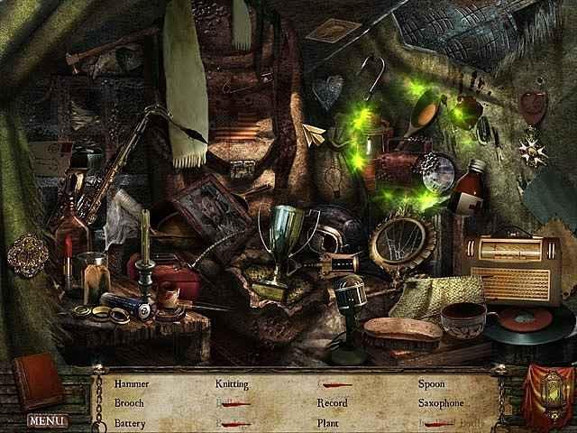 written legends: nightmare at sea screenshots 1