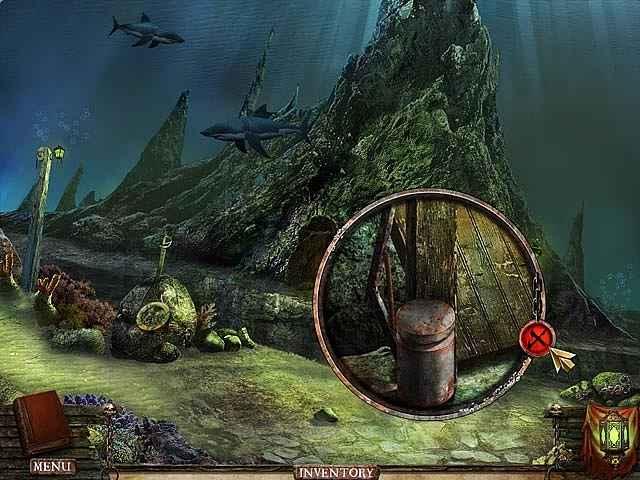 written legends: nightmare at sea screenshots 3