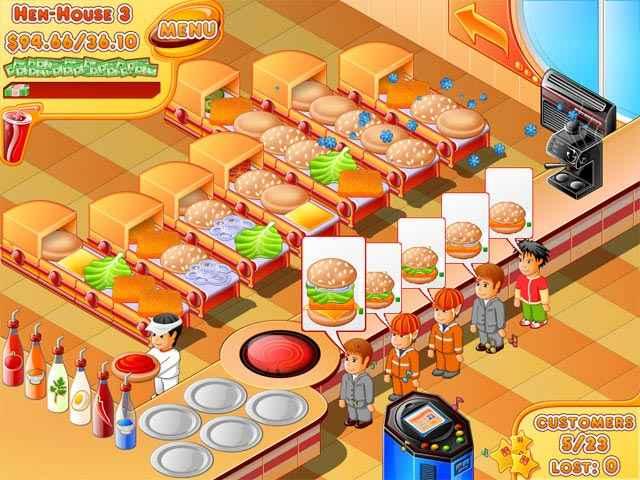stand o'food screenshots 1