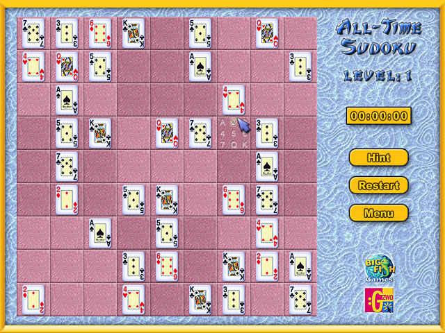 all-time sudoku screenshots 3