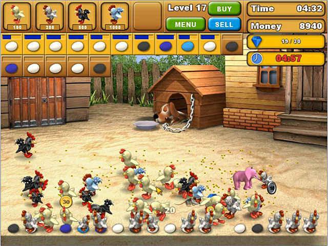 chicken chase screenshots 1