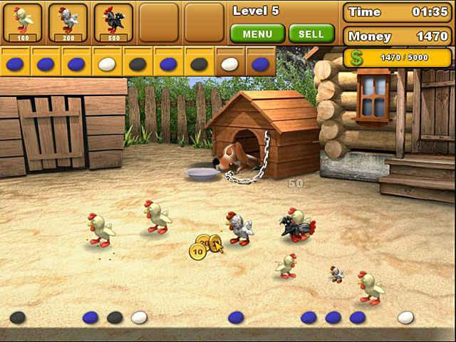 chicken chase screenshots 3