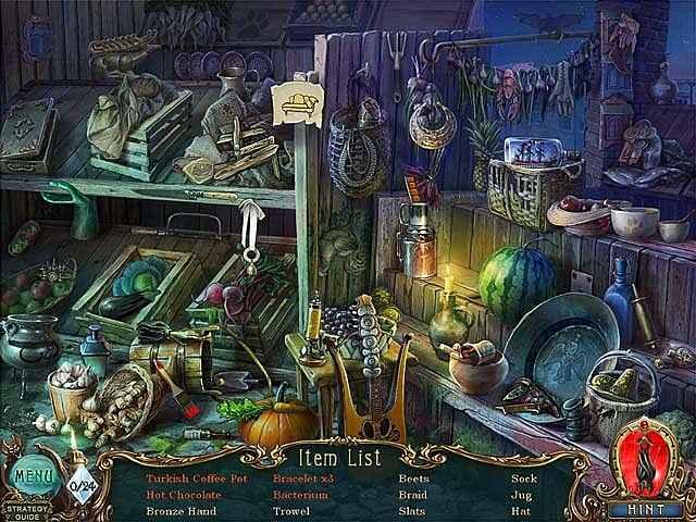 haunted legends: the bronze horseman collector's edition screenshots 1