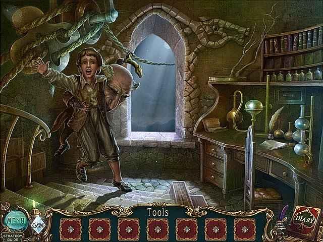 haunted legends: the bronze horseman collector's edition screenshots 2