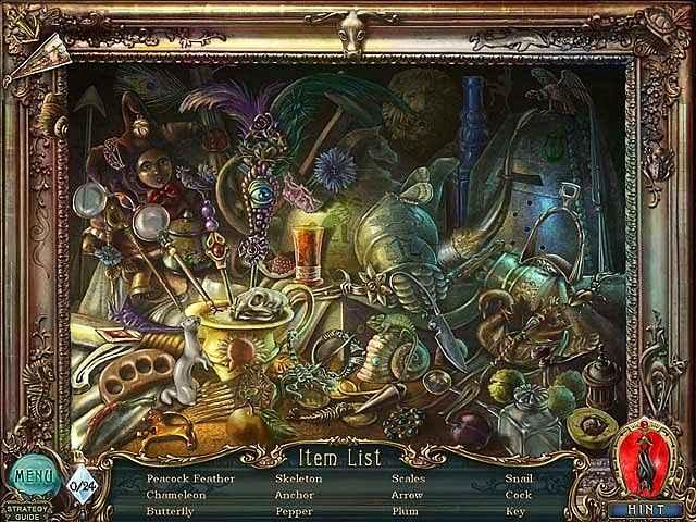 haunted legends: the bronze horseman collector's edition screenshots 3