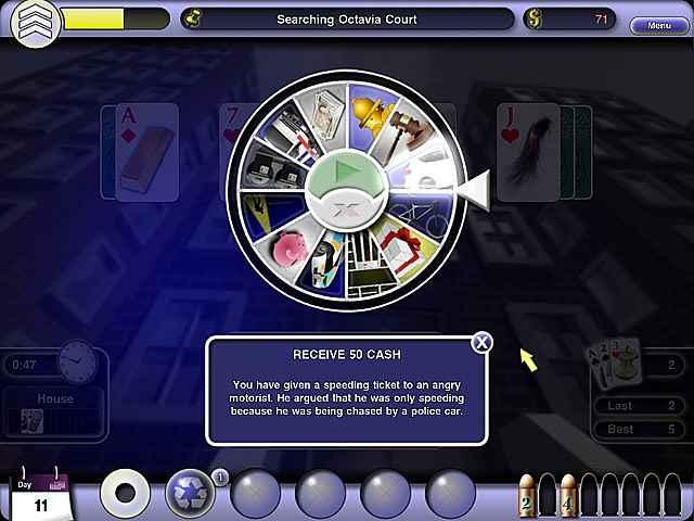 crime solitaire screenshots 2