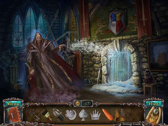 lost souls: enchanted paintings collector's edition screenshots 2