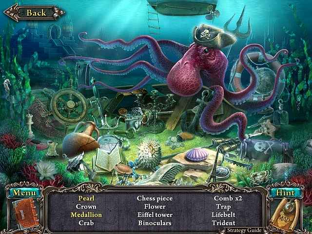 lost souls: enchanted paintings collector's edition screenshots 3