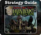 Mystery Case Files Ravenhearst : Puzzle Door Strategy Guide