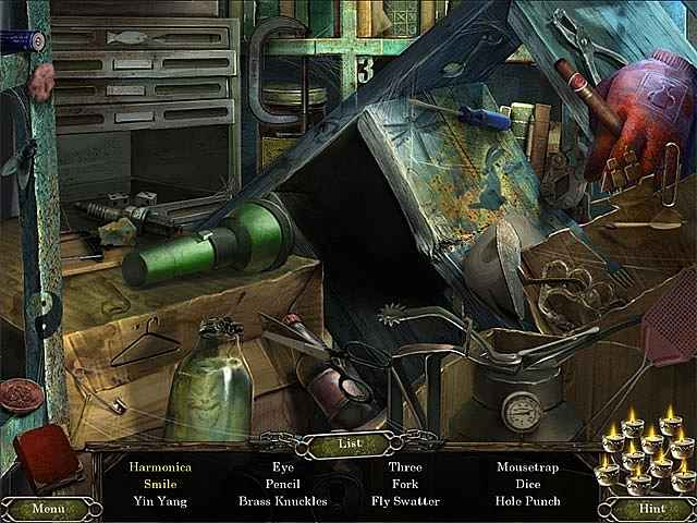 cursed memories: the secret of agony creek collector's edition screenshots 1