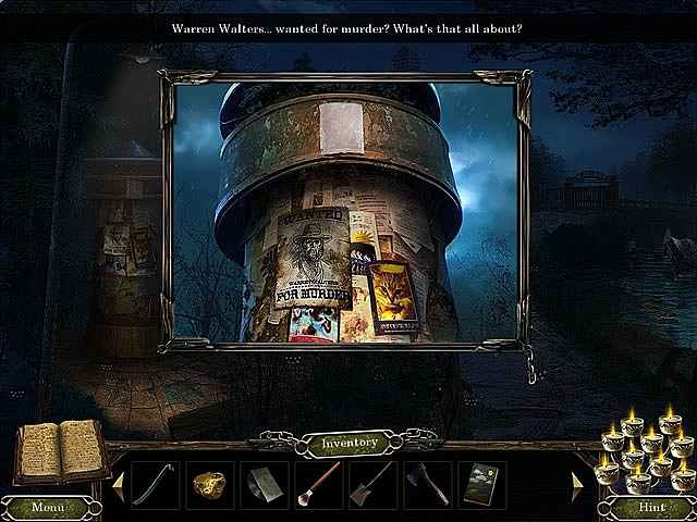 cursed memories: the secret of agony creek collector's edition screenshots 2