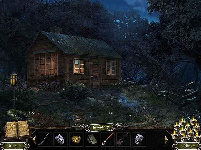 cursed memories: the secret of agony creek collector's edition screenshots 3