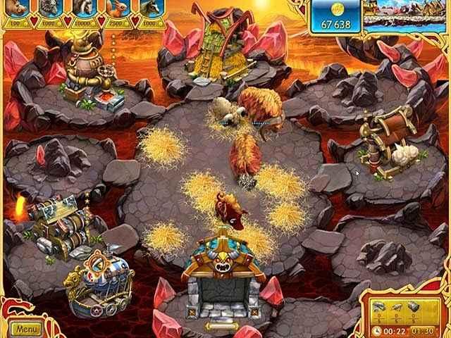 farm frenzy: viking heroes screenshots 1