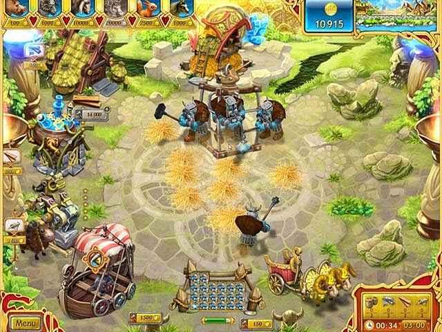 farm frenzy: viking heroes screenshots 2