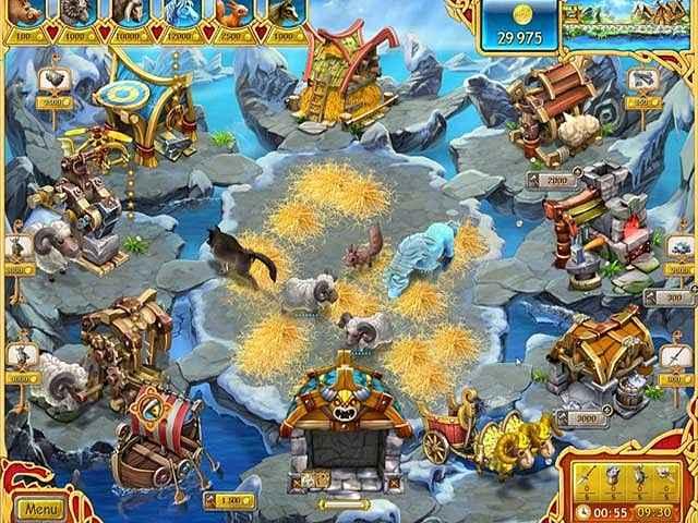 farm frenzy: viking heroes screenshots 3
