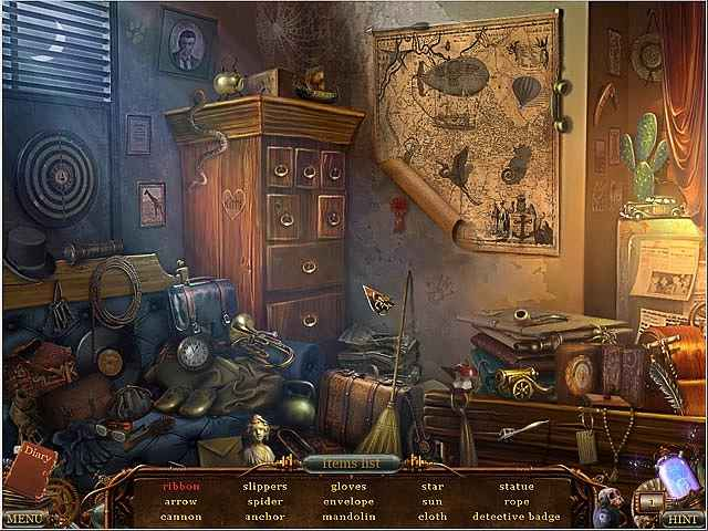 voodoo chronicles: the first sign collector's edition screenshots 1