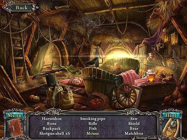 lost souls: enchanted paintings screenshots 1