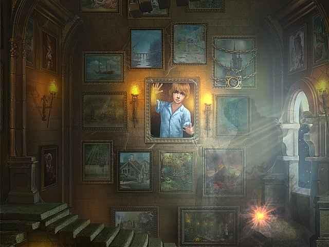 lost souls: enchanted paintings screenshots 2