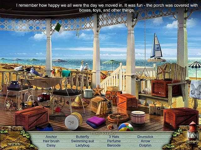 love story: the beach cottage screenshots 1