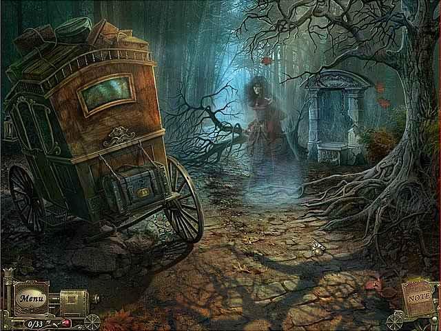 dark tales: edgar allan poe's the premature burial collector's edition screenshots 2