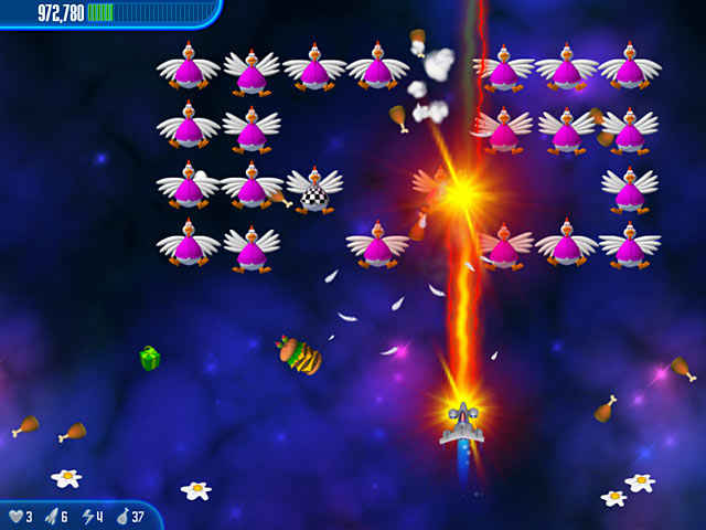 chicken invaders 3 screenshots 2