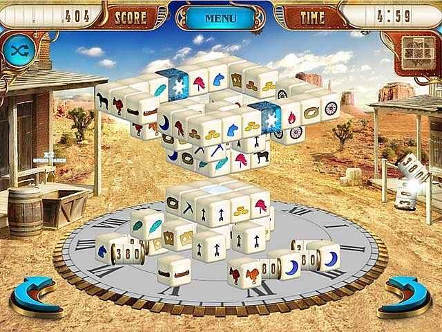 mahjongg dimensions deluxe: tiles in time screenshots 2