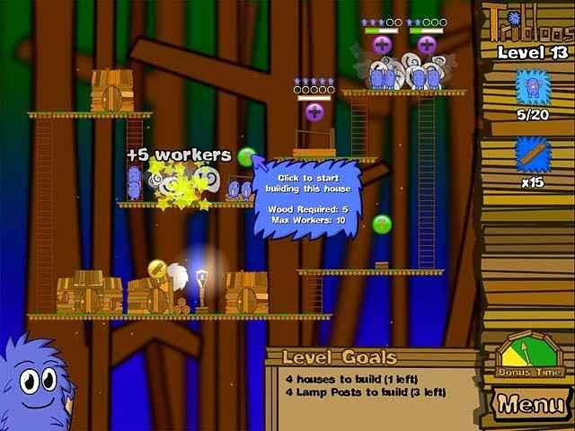the tribloos screenshots 1