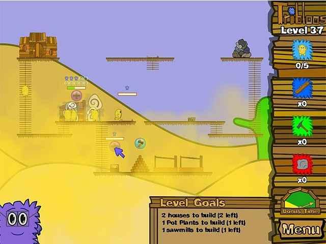 the tribloos screenshots 3