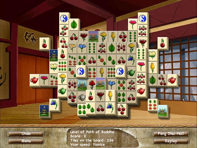 feng shui mahjong screenshots 1