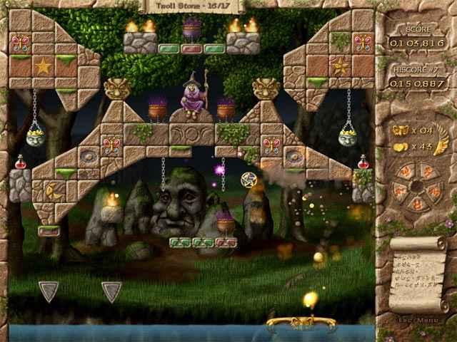 fairy treasure screenshots 3