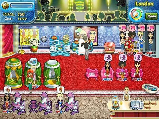juliette's fashion empire screenshots 1