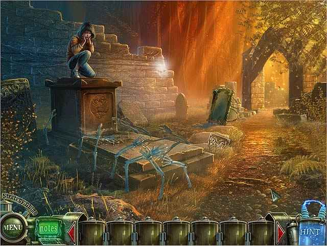 haunted halls: fears from childhood collector's edition screenshots 2