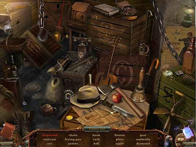 voodoo chronicles: the first sign screenshots 1