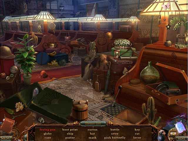 voodoo chronicles: the first sign screenshots 3