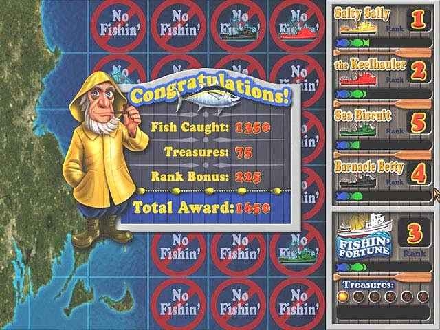reel deal slots: fishin'fortune screenshots 2