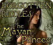 forgotten riddles - the mayan princess