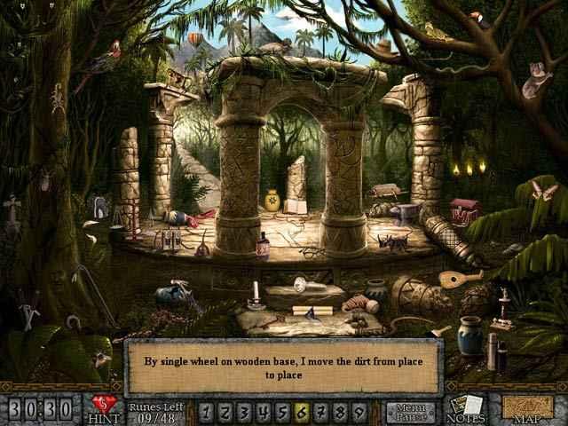 forgotten riddles - the mayan princess screenshots 1
