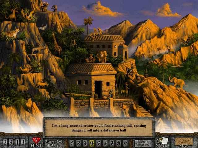 forgotten riddles - the mayan princess screenshots 2