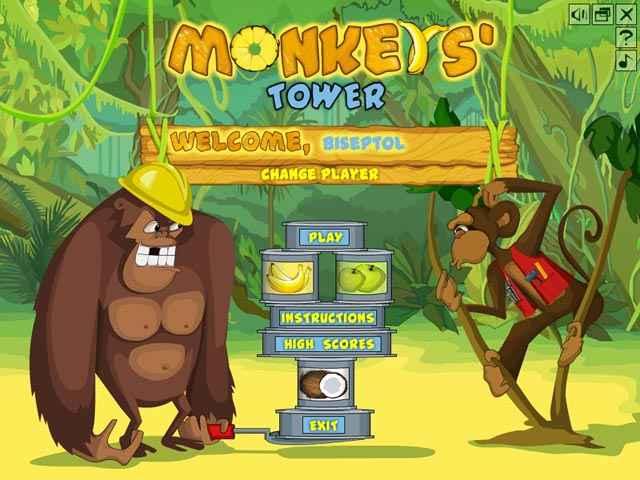 monkey's tower screenshots 1