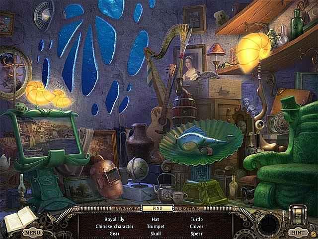 hidden expedition: the uncharted islands screenshots 2