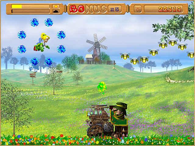 feyruna - fairy forest screenshots 1