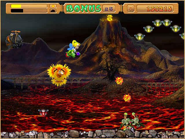 feyruna - fairy forest screenshots 2